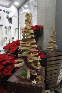 Arbol de navidad orgánico